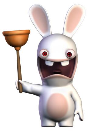 los personajes mas locos de los videojuegos Rabbid