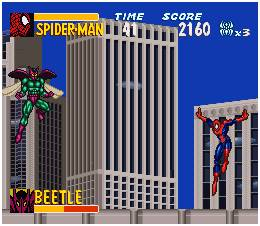 spiderman lethal foes