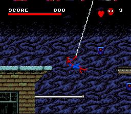 spiderman xmen arcaeds revenge