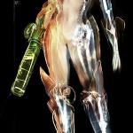 Samus esqueleto