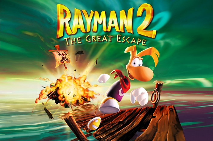 In lisis rayman 2 the great escape iphone ipod touch for Wallpaper interactivo