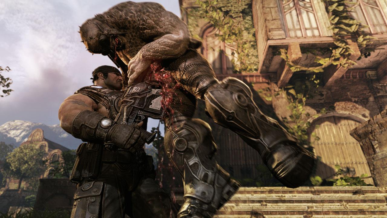 Nuevas Y Espectaculares Imágenes De Gears Of War 3 El Blog De