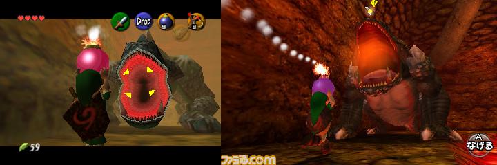 [POST OFICIAL] The Legend of Zelda: Ocarina of Time 3D Ocarina_of_time_comparison-10