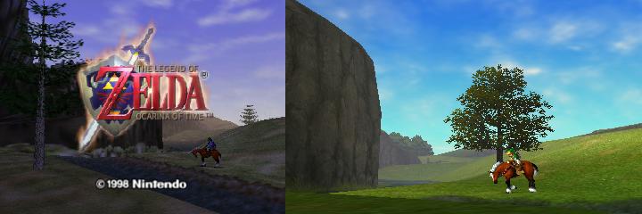 [POST OFICIAL] The Legend of Zelda: Ocarina of Time 3D Ocarina_of_time_comparison-3