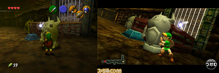 [POST OFICIAL] The Legend of Zelda: Ocarina of Time 3D Ocarina_of_time_comparison-9