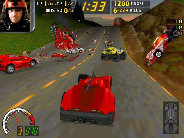 Carmageddon 1 [PC] [Full] [Userscloud]