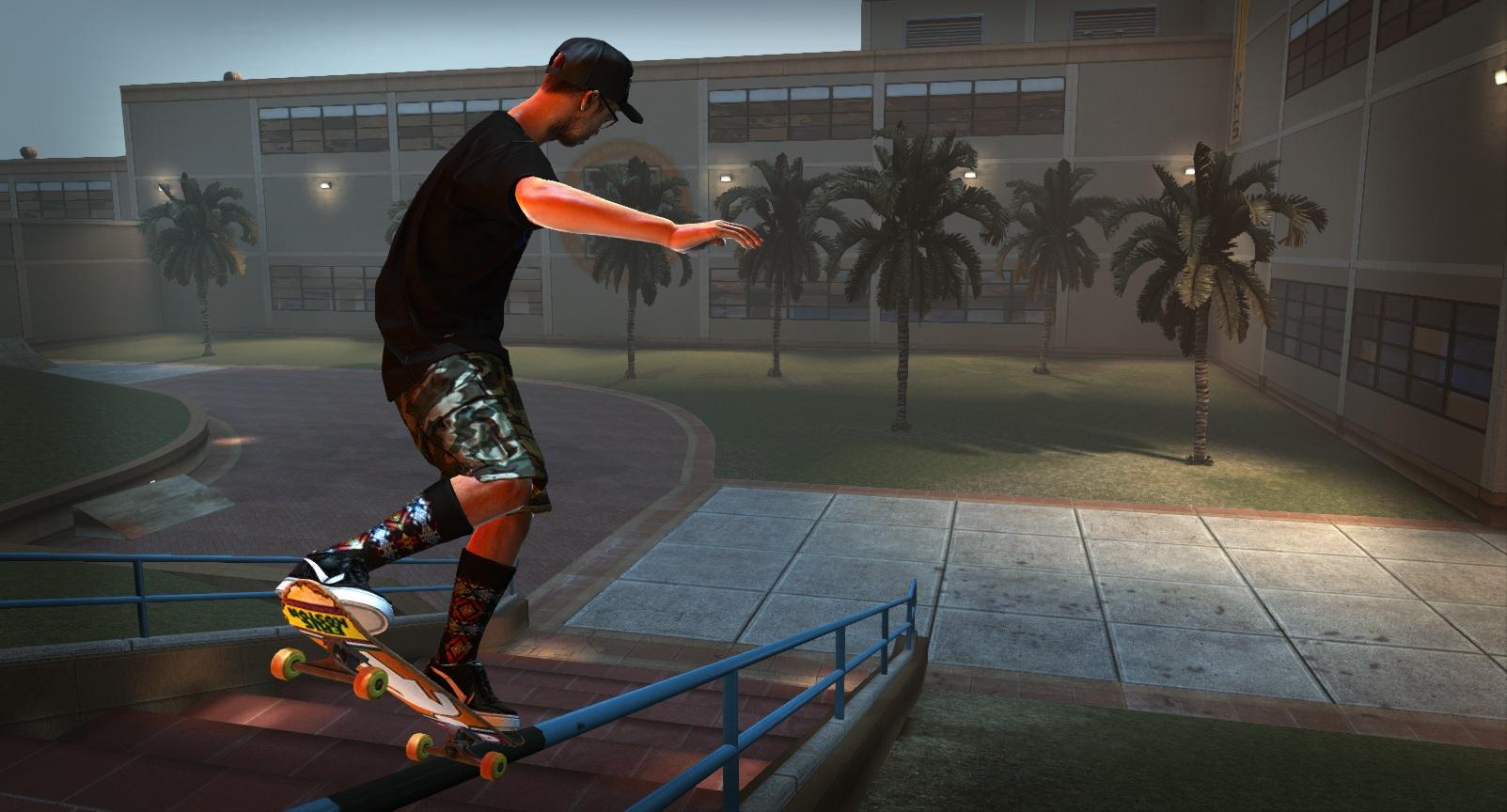 Nuevos niveles confirmados para Tony Hawk?s Pro Skater HD