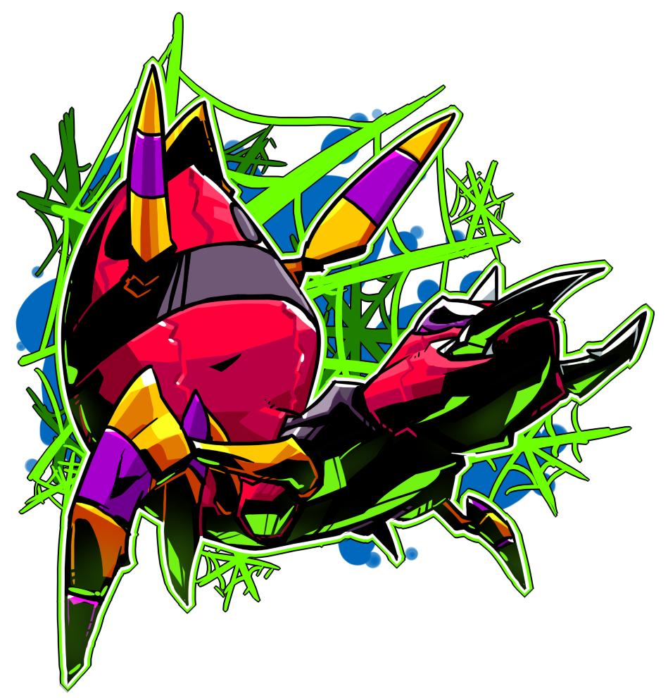 Mega Ariados Pokémon se pone duro el blog de topofarmer