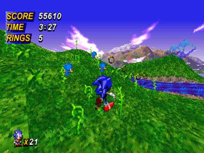 Los Sonic BETAS Sncjefes