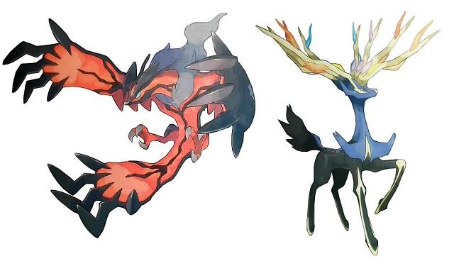 Investigación de Campo Pokémon con el Profesor Leps~ Pokemon-x-y-xerneas-yveltal