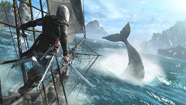 assassins creed iv ballena