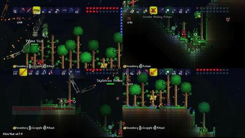 Terraria Multiplayer