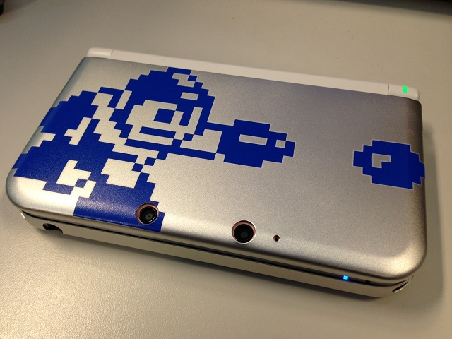 3ds xl mega man