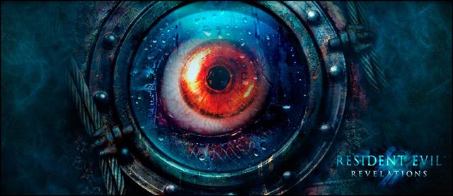 resident evil revelations ojo