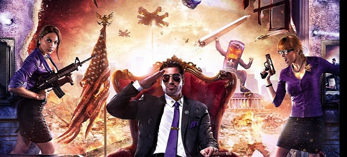 Saints Row 4 Banner