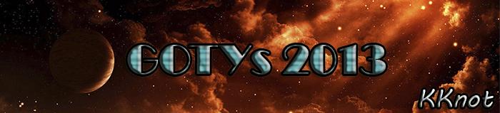 GOTYs 2013 KKnot
