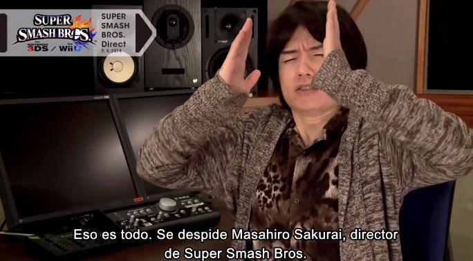 sakurai no sabe hacer un dairekuto