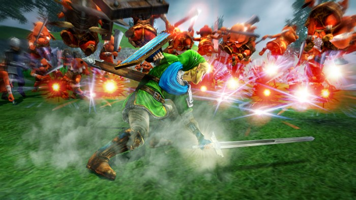 hyrule warriors link 1