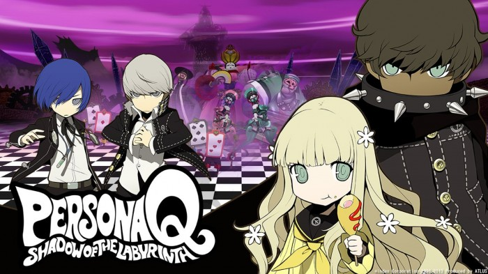 Análisis Persona Q: Shadow of the Labyrinth