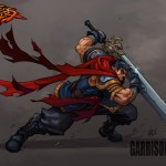 battle chasers garrison