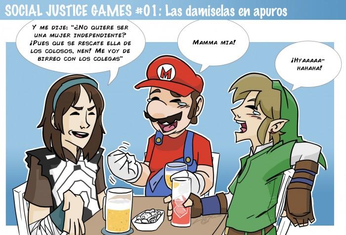 Wand Mario Link