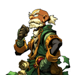 Battle Chasers Nightwar knolan