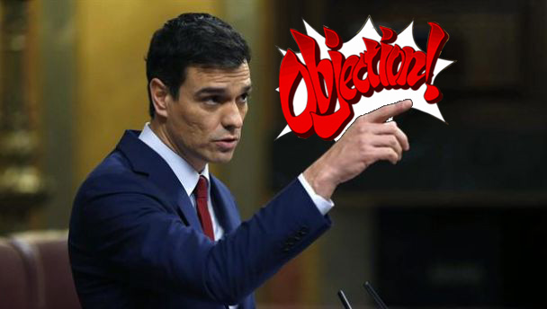 objection pdrsnchz