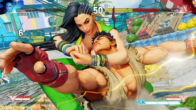street fighter v laura (1)