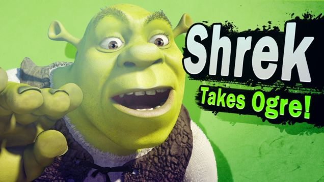 smash shrek