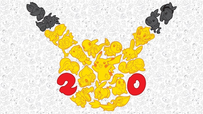 pokemon 20 aniversario
