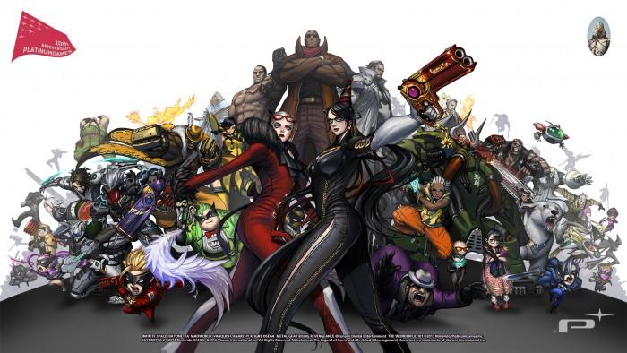 platinum games 10 aniversario