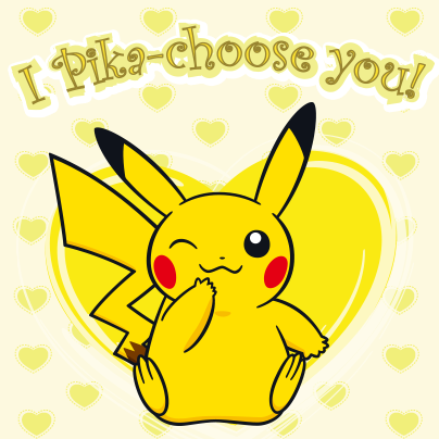 san valentin pokemon pikachu