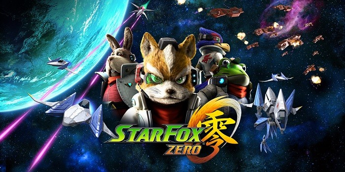 star fox zero cabecera