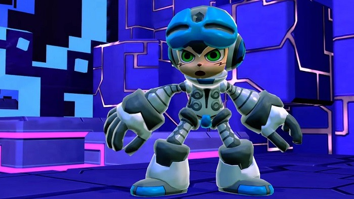 mighty no 9 cerca