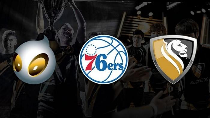 El club de la NBA 76ers ha comprado a Dignitas y Apex